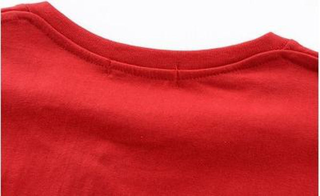 NinjApparel - Shuriken Tee Red Collar
