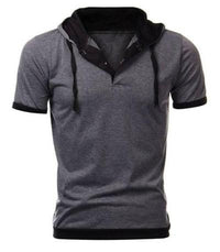 NinjApparel - Summer Assassin Grey w/Black Trim