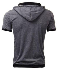 NinjApparel - Summer Assassin  Grey w/Black Trim Back