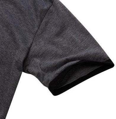 NinjApparel - Summer Assassin Grey w/Black Trim Sleeve