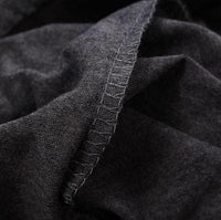 NinjApparel - Summer Assassin Grey Seam Close-up