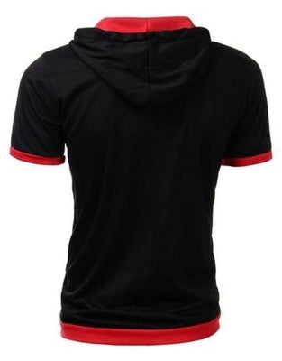 NinjApparel - Summer Assassin Black w/Red Trim Back