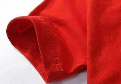 NinjApparel - Self Expressive Tee Red Sleeve