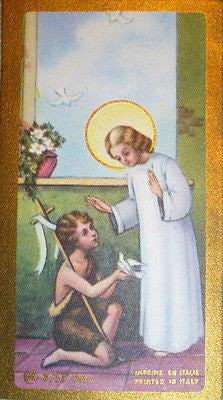 Vintage Packs of 100 Catholic Holy Prayer Cards - choice of 100 different Designs