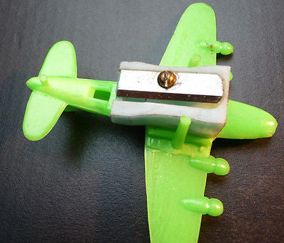 Vintage Aeroplane Pencil Sharpener - that Whistles !