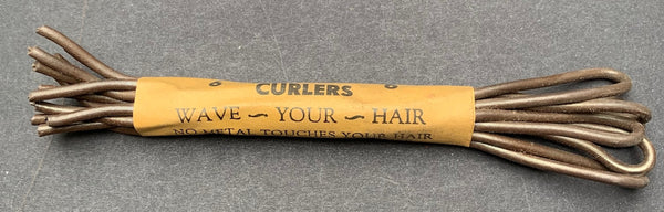 Scary 1930s Hair Curlers !