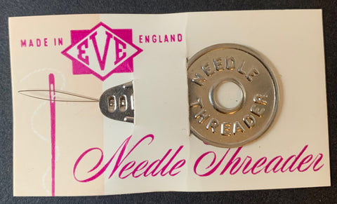 Vintage EVE Made in England Needle Threader