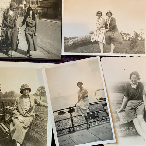 15 Photos of Women 1920s & 30s  (A1)