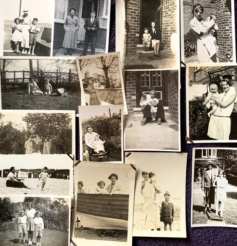 15 photos from the 1920s +1930s of Mothers and Children( A26)
