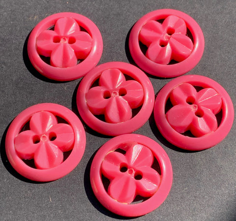 WW2 Propeller Shaped Intense Park 2.2cm or 1.5cm Buttons
