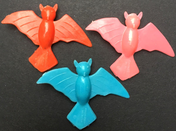 Bats..that are Whistles..3 of them..4cm long...Woohoo