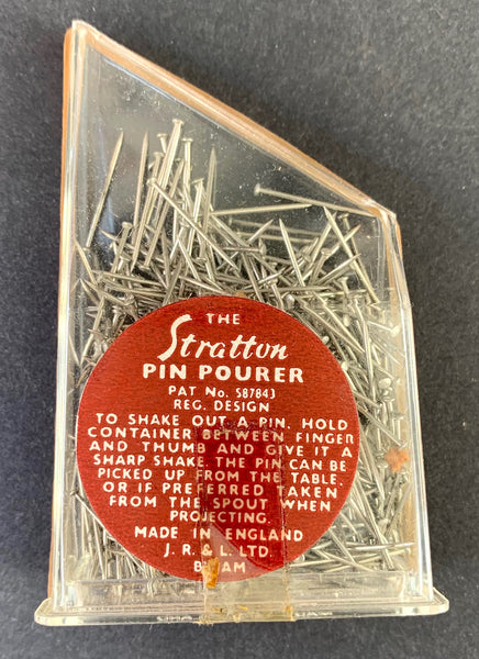 Innovative Vintage Stratton Pin Pourer with 15mm Pins