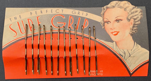 Wonderful 1930s THE PERFECT GRIP ..SURE GRIP.. Made in England