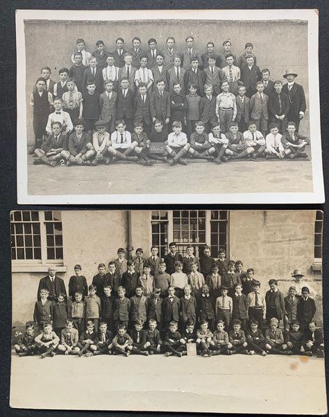 Two 1920s School Photo (47)