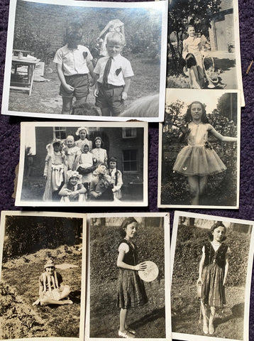 7 Old Photos of Children in fancy Dress (55)