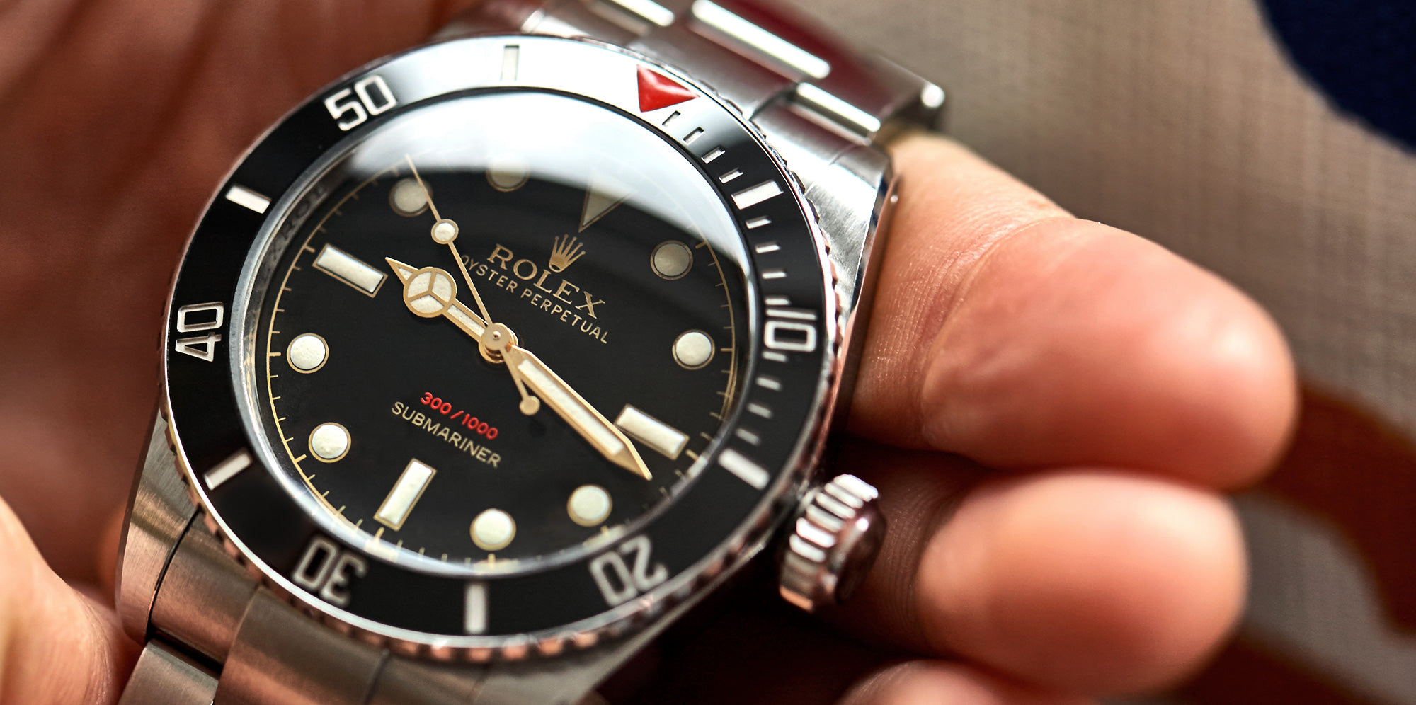 The Tempus Machina Custom Rolex: An Education