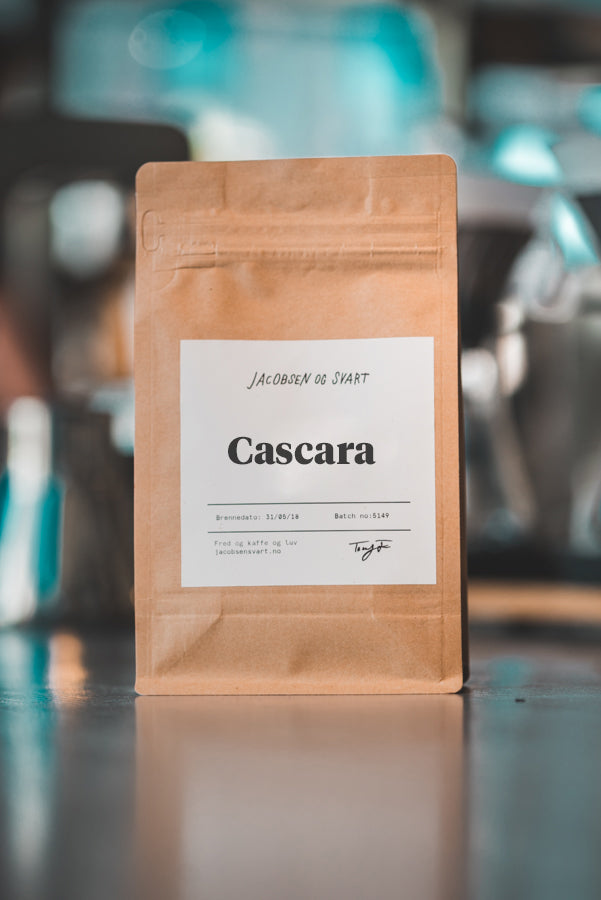 Cascara, Dried coffee cherry, Costa Rica 250g - Jacobsen & Svart Kaffebrenneri