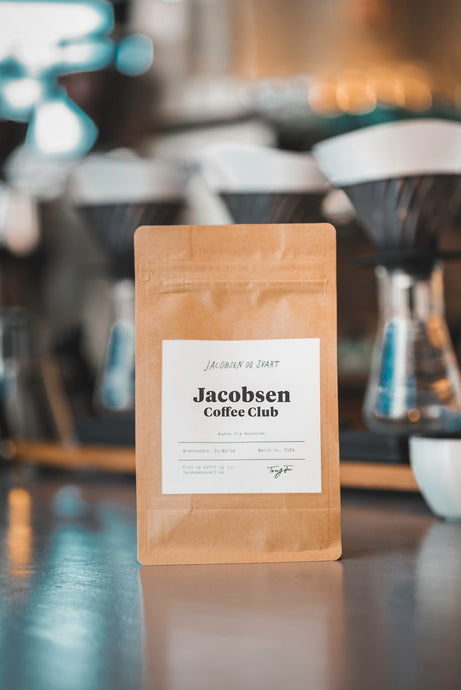 SUBSCRIPTION - Jacobsen & Svart Kaffebrenneri