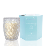 Aurora Candle - Leia - Orange Zest, Peach + Lemongrass