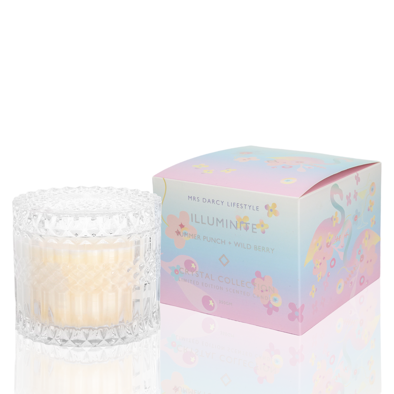Candle Illuminite - Summer Punch + Wild Berry