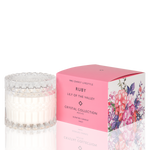 Candle Ruby - Lily Of The Valley (Petite)