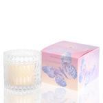 Candle Strawberry Quartz - Wild Berries + Rosewater (Petite)