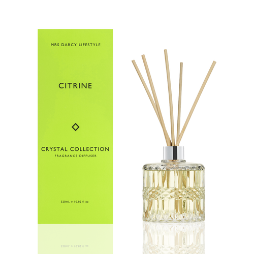 Diffuser Citrine - Paw Paw + Passionfruit