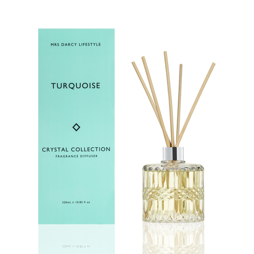 Diffuser Turquoise - Seasalt + Watermelon