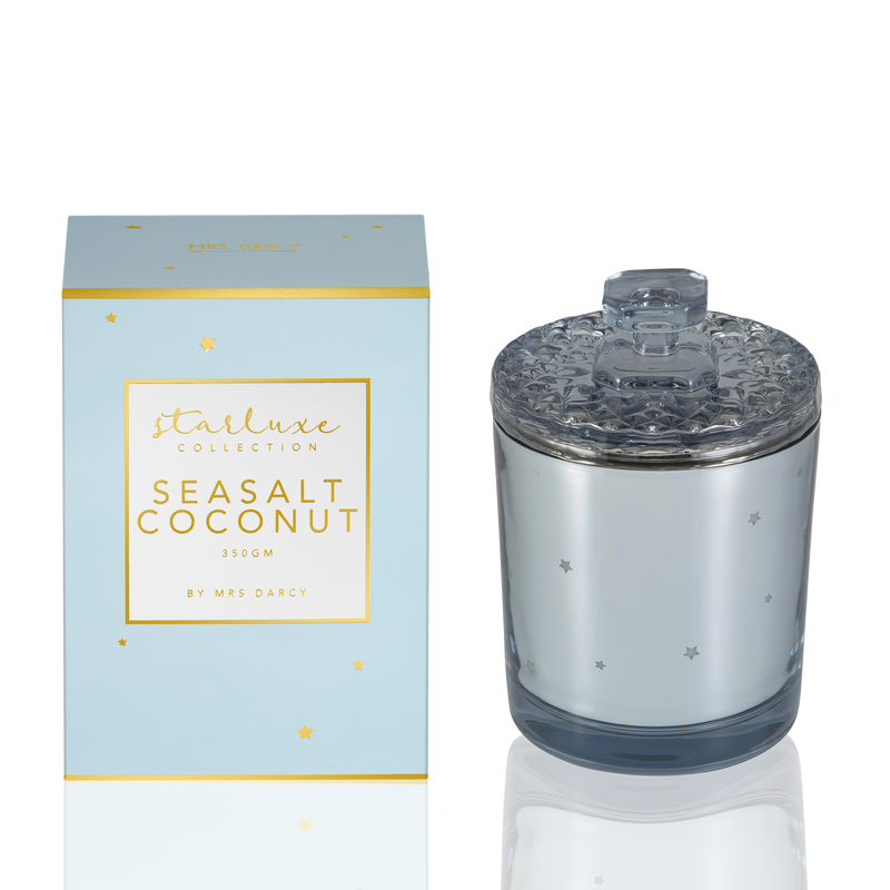 Starluxe Candle - Seasalt Coconut