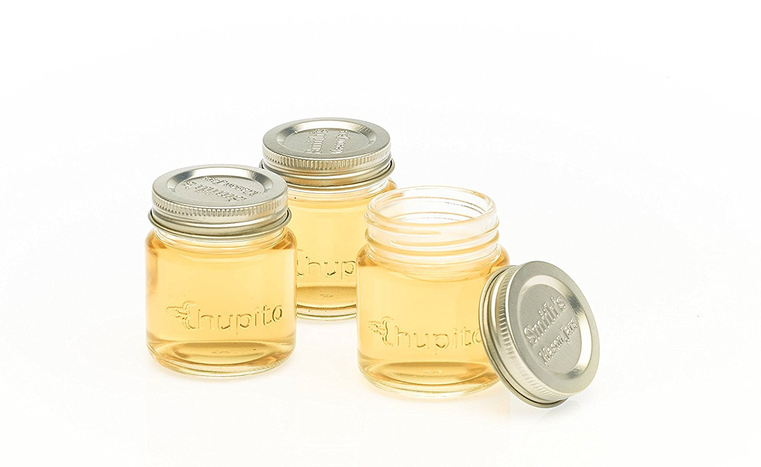 "Smith's Mason Jars ""Chupito"" Mini Mason Jars"
