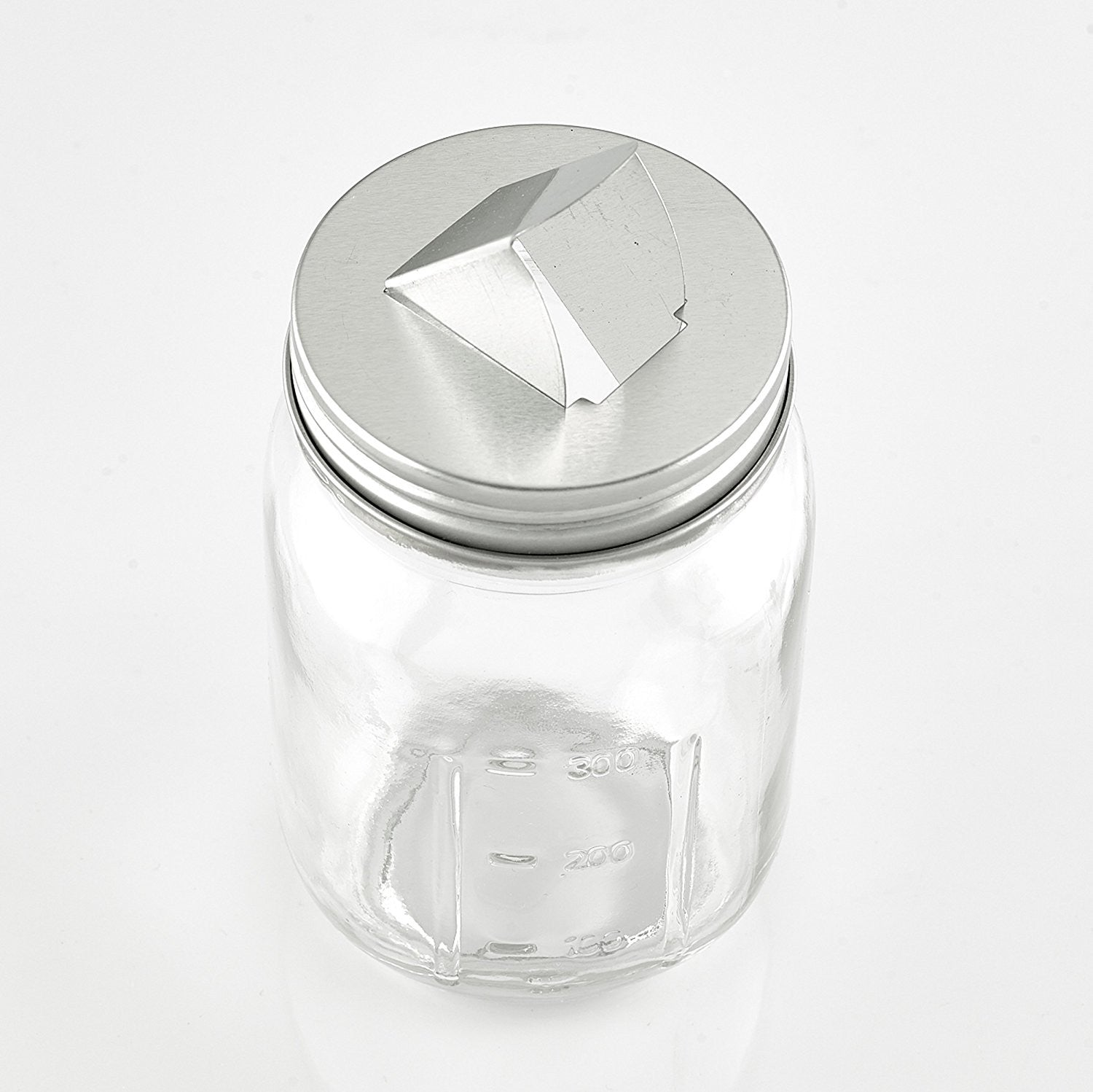 Smith's Mason Jars Assorted Mason Jar Tops Set of 5 (Jar Not Included)