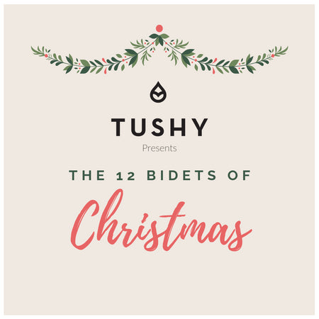 The 12 Bidets of Christmas