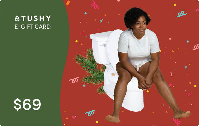 TUSHY E-Gift Cards