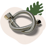 Stainless Steel Braided Hose for Sink Connection