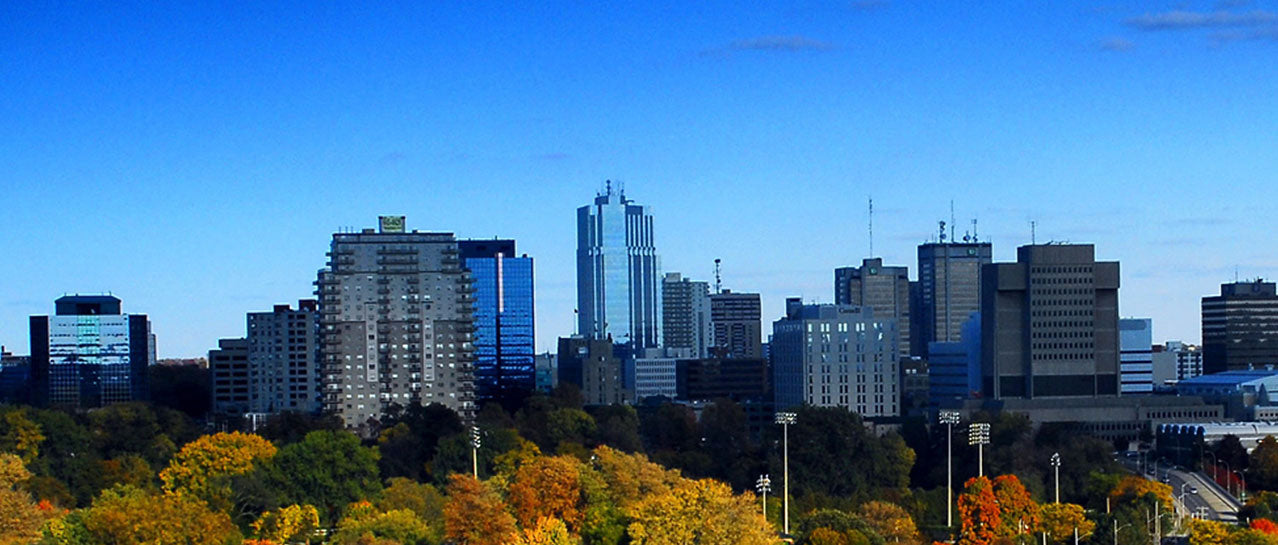Skyline View, City of London Ontario