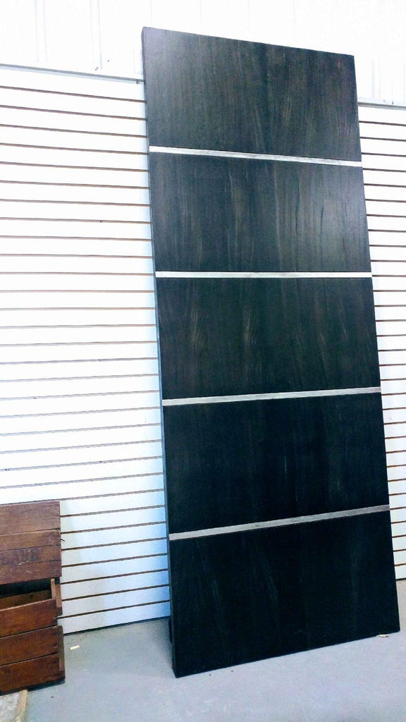 "42"" x 106"" Mahogany Flat Panel Slab"