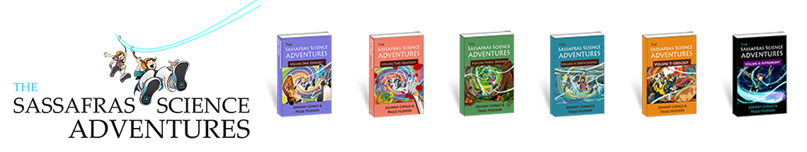 The Sassafras Science Adventures Series