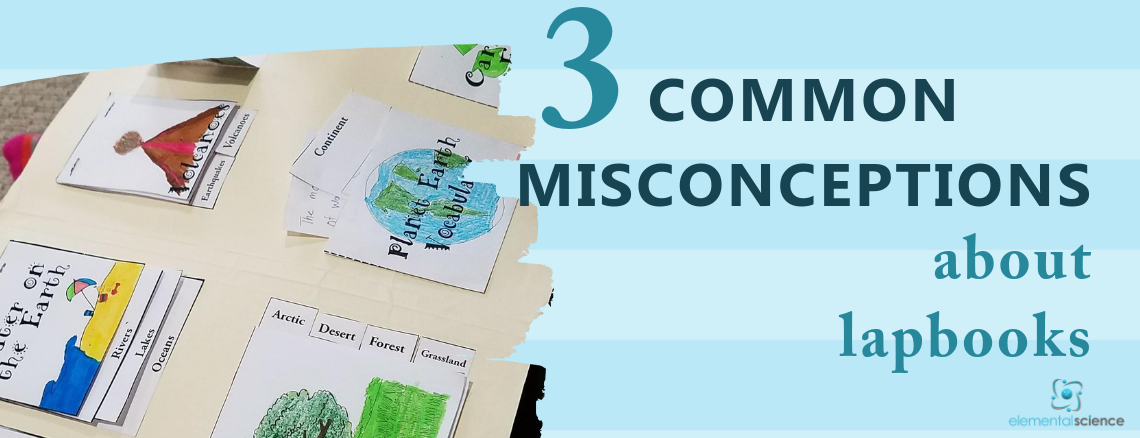 See 3 of the most common misconceptions about lapbooks and learn the truth about these eye-catching, versatile scrapbooks.