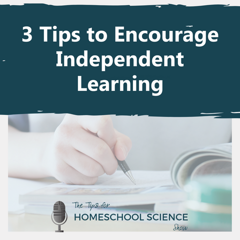 Come listen and learn how to gently encourage independent learning in your homeschool over this next year.