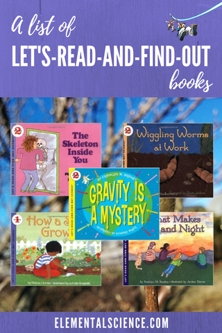 All the Let's-Read-And-Find-Out books listed in one place, by category