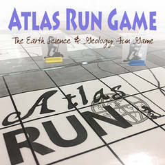 Race Across the Map and Learn about the Globe with Atlas Run {FREE Game}