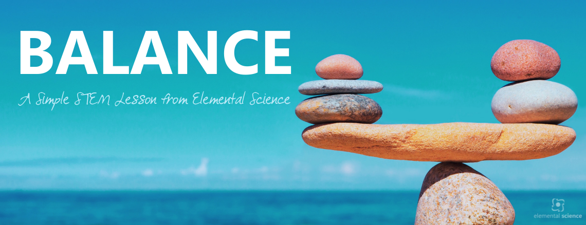 Balance Tower: A Simple STEM Lesson and Activity from Elemental Science
