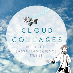Cloud Collages {An Uncle Cecil Activity}