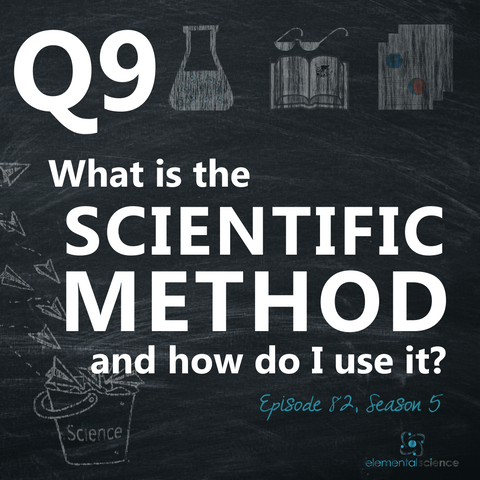 What is the scientific method and how do we incorporate it into our homeschools? In this podcast, Paige from Elemental Science is going to help you figure out your answer to this common question!
