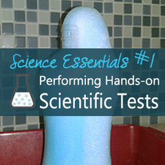 Science experiments can be tough for homeschoolers. Learn why they are important, what you can use, and how to succeed at elementalscience.com!