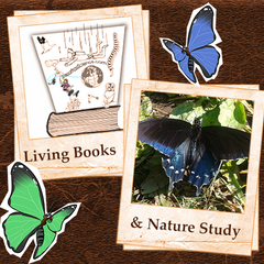 Living books and nature study go hand-in-hand