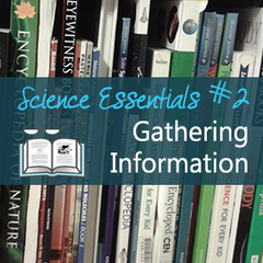The second key to teaching science - gathering information (elementalscience.com)