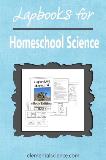 Lapbooks for Homeschool Science