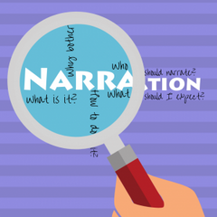 What the heck is narration? And answers to 4 other common narration questions
