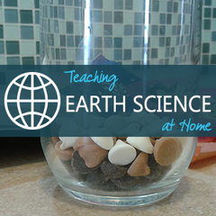 Learn how you can teach earth science at home!